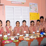 AMRITA FOOD FEST- A BRICKBAT TO JUNK FOOD